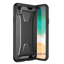 New Apple iPhone X XS MAX XR 7 8 PLUS Shock Proof Tough Strong Armor Case Cover