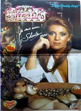 SHEILA => Superbe POSTER 2  pages 1979 !!!