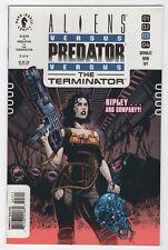 Aliens vs. Predator vs. The Terminator #3 (Jun 2000, Dark Horse) Schultz Rubi w