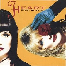 Desire Walks On by Heart (CD, Nov-1993, Capitol/EMI Records) ANN WILSON! L@@K!