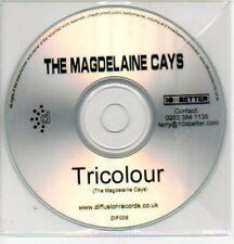 (168L) The Magdelaine Cays, Tricolour - DJ CD