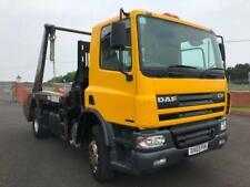 DAF CF Commercial Lorries & Trucks 3 excl. current Previous owners