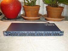 Symetrix 551E, Five Band Parametric Equalizer, Eq, Rack