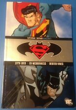 SUPERMAN BATMAN Vengeance TPB 2006 First Print Lex Luthor Joker Supergil comic