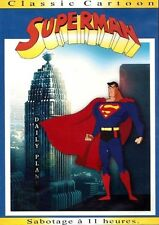 Superman : sabotage à 11 heures - DVD - NEUF -