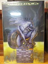 vintage Godzilla movie Poster original 1998 7734