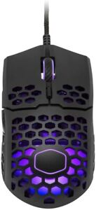 Cooler Master MM711 Advanced Wired Gaming Mouse Lightweight W/ RGB Accents