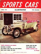 SPORTS CARS ILLUSTRATED Vol 2 Number 9 APRIL 1959 * Excellent Condition *