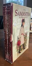 American Girl Boxed Box Set SAMANTHA books 1-6 Lot