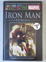Marvel Graphic Novel Collection #3 Iron Man - Extremis - Hardback