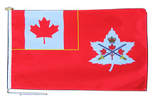 More details for canadian army flag with rope and toggle - various sizes