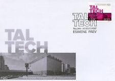 Estonia 2018 FDC Tallinn University Technology TALTECH 1v Cover Education Stamps