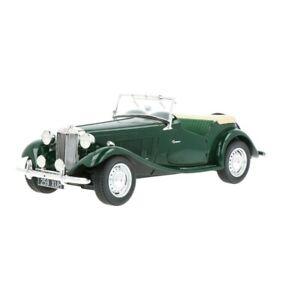 MG TD Cabrio grün 1953 -1:18 Cult Scale limited