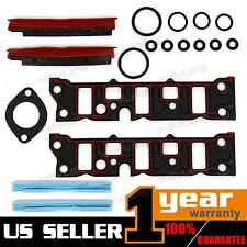 Fits 95-09 Buick Chevy Olds 3.8 INTAKE MANIFOLD GASKET Lifetime Warranty