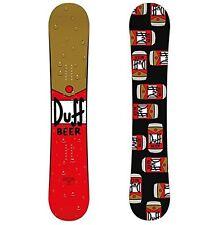 Santa Cruz The Duff  Snowboard 156cm Surfrocker Treu Twin Freestyle
