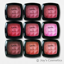 "1 NYX Powder Blush - Pressed  ""Pick Your 1 Color""  *Joy's Cosmetics*"