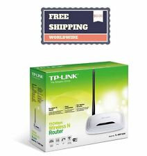 TP-LINK TL-WR740N Wireless N150 Home Router 150Mbps IP QoS WPS Button WiFi Share