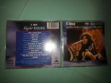 T.REX NIGHT RIDING CD