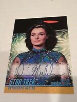 1999 Skybox Star Trek Original TOS Season 3 A70 Diana Muldaur Autograph Card