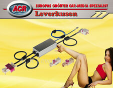Zenec ZE-NC-ANT 2-Kanal Diversity Antennenadapter EGO NC2010 NC3141D SKODA AUDI