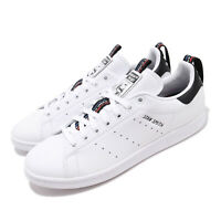 adidas Originals Stan Smith White Black Men Casual Lifestyle Shoes FW5814