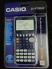 Casio Fx-9750Gii Graphing Calculator - New In Packaging