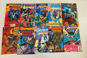HUGE LOT of 100 BATMAN Comic Books -- Major Titles -- All Pictured
