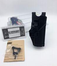 H&K P-2000 US | Blackhawk Serpa Auto Lock Level 3 RH Duty Holster HK P2000 2000