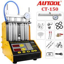 AUTOOL Ct150 Kfz/motorrad Ultraschall Benzin Injektor Reiniger Tester 110v/220v