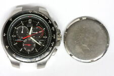 Citizen Eco-Drive Perpetual Calendar Chronograph Watch for Parts Hobby