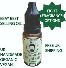 Beard Oil for Men, Beard Growth Oil, Beard Conditioner, Beard Enhancer. 8 Scents