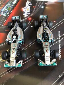 Carrera go Mercedes AMG Petronas Set