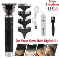 2020 NEW Cordless Hair Clipper Machine Zero Gapped Strong 0mm Trimmer-Men's Gift