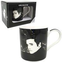 Iconic Legend Elvis Presley Fine China Coffee Mug Tea Cup Presentation Gift Box