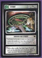 Dominion War Efforts - Event - Star Trek - Customizable Card Game CCG Englisch