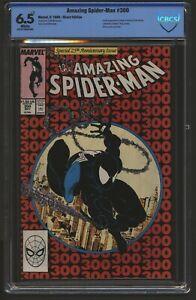 Amazing Spider-Man #300 CBCS 6.5 White. Not CGC