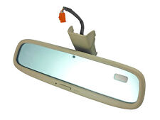 98-05 Lexus GS300 GS400 GS430 OEM Rear View Mirror Auto Dimmer Compass Glass 2JZ