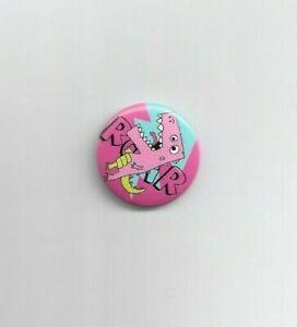 Dinosaur Roar - Button Badge - 28mm dia. - UK FREEPOST