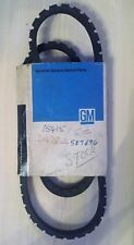 GENERAL MOTORS V BELT REPLACES DAYCO #15415 // BUICK CHEVROLET CHRYSLER GMC