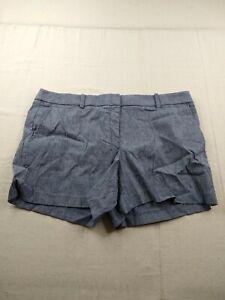 Lands' End - Stretch Shorts - Women - Petites - 18 - Blue