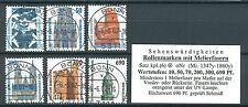 09636) Ideal: Bund MiNr. 1347-1860 y SWK Melierfasern zentrisch + gepr. BPP !!!!