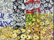 Flatback Gold Jewellery Making Beads
