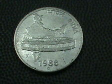INDIA  50 Paise  1988 C , COMBINED SHIPPING