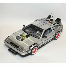 DeLorean Diecast Vehicles