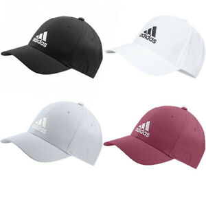 Adidas Womens Baseball Cap Ladies Lightweight Embroidered Logo Adjustable Hat