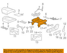 GM OEM Power Seat-Adjuster Assembly 23450833