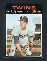 1971 Topps #26 Bert Blyleven EX/EX+ RC Rookie Twins 115252