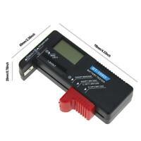 BT168D Smart LCD Digital Battery Tester Electronic Battery Measure Power T5M6