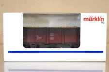 MARKLIN Märklin 4430 G0076 SONDERMODELL DB usé wagons de marchandises & CHARGE
