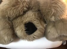 "Commonwealth Large Floppy Plush Puppy Dog Stuffed Animal Pillow 24""-"